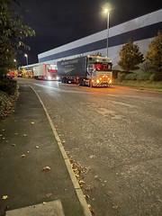 BU14 EXO John Dinham transport