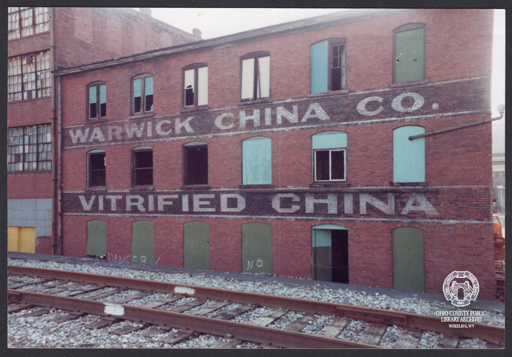 Warwick China Co. Factory Building, 2003