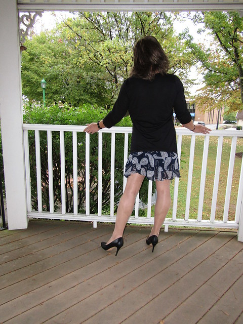 IMG_0700 - Pantyhose by Skweez Couture Style is Silken Sheer, 15 Denier.  Shade is:Nude