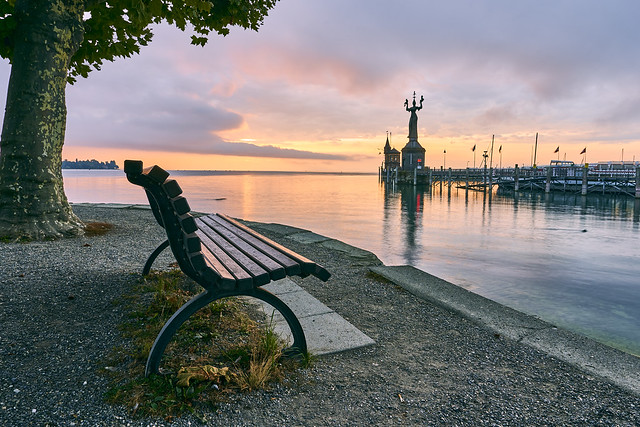 Konstanz Sunrise (with Making of)