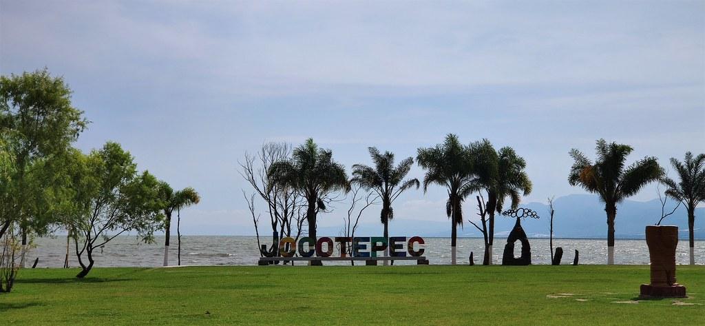 Lago de Chapala - Cycling to Jocotepec and Chapala from Ajijic, Jalisco, Mexico