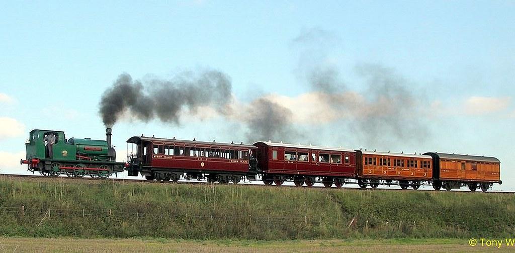 North Norfolk Railway Wissington