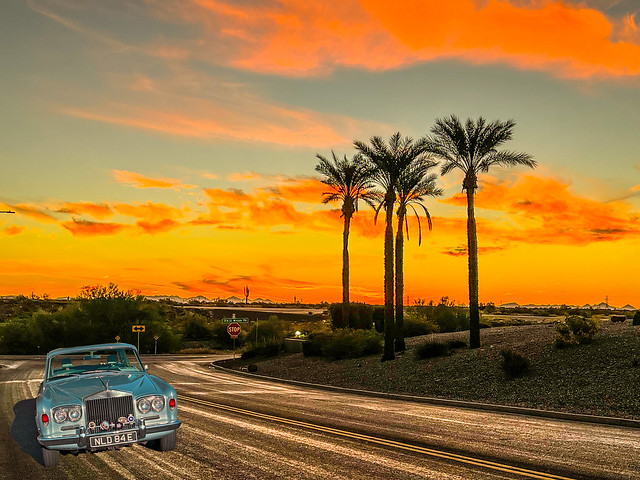 Rolls Sunrise