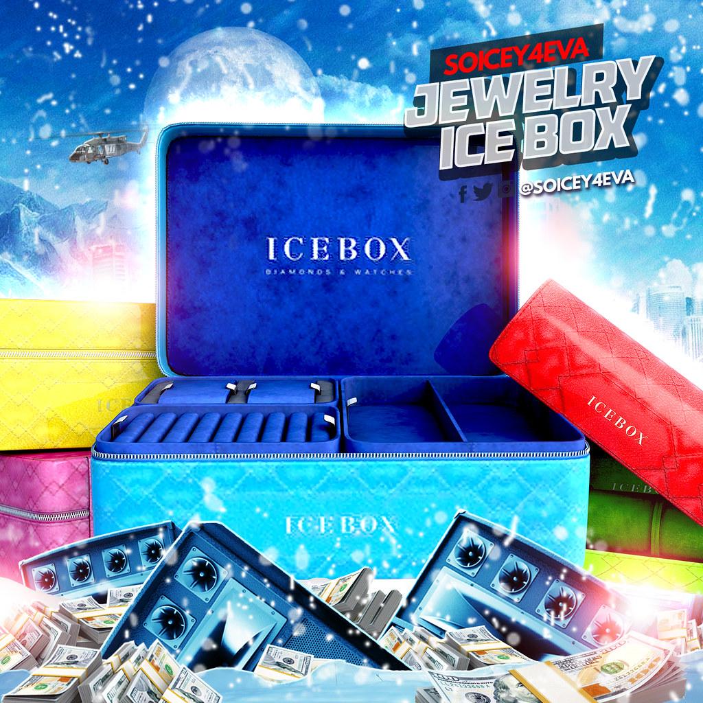 💎SOICEY4EVA💎 🍝JEWELRY ICE BOX💠 Now Available!