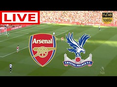 Arsenal vs Crystal Palace LIVE STREAM VIVO MATCH 2021 HD