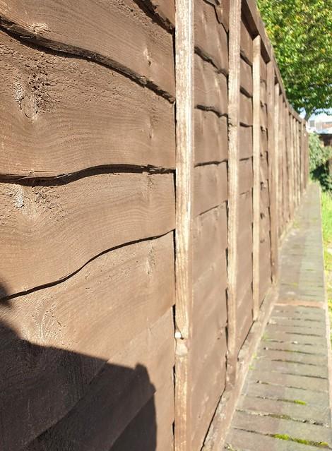 Friday fence