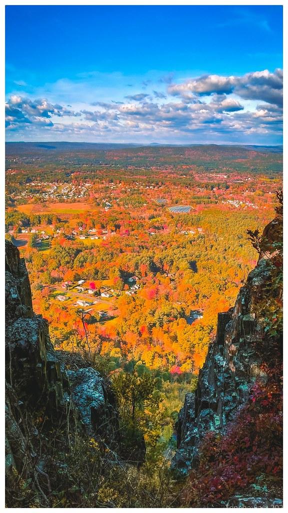 Mount Tom Holyoke Massachusetts