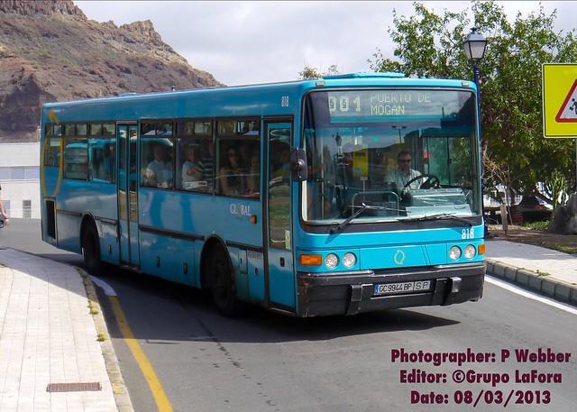 Ex GSU - 818