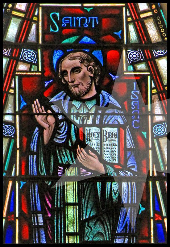 Detail - St. Isaac Jogues