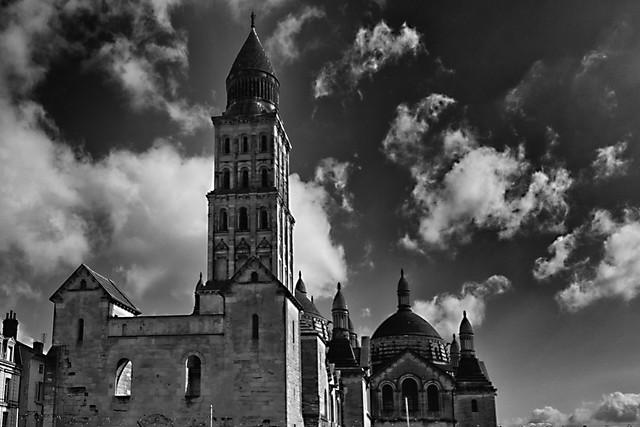 Périgeux Cathedral / Backside