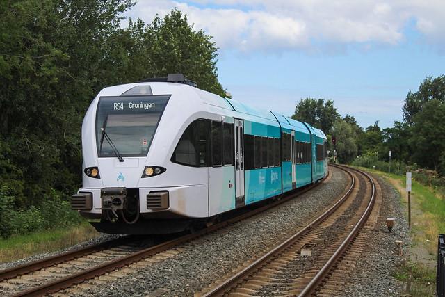 GTW 10308 || RS4 || Groningen Noord