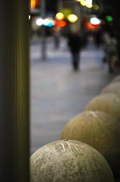 City spheres