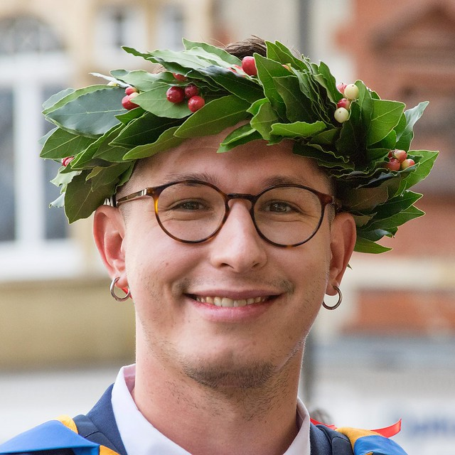 The Italian Graduate