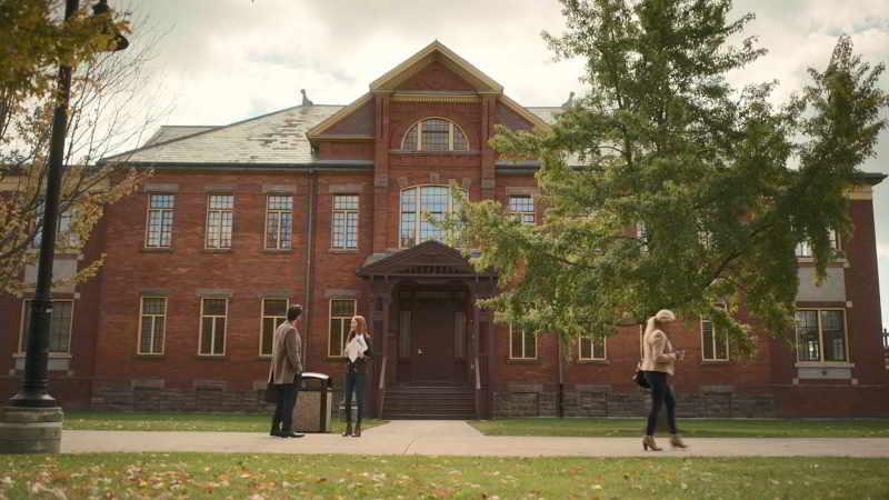 Police Academy Movie Location