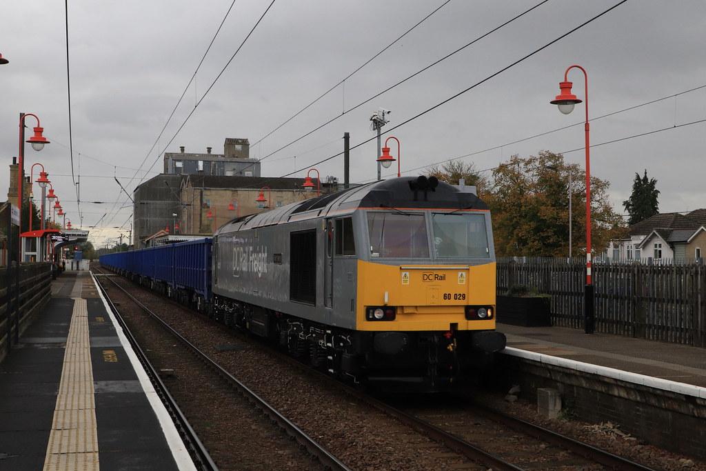"""Class 60 60029 """"Ben Nevis"""""""