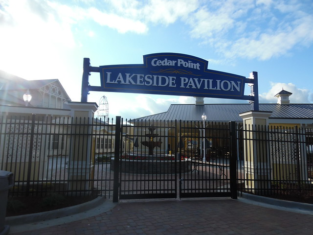 Lake Side Pavillion