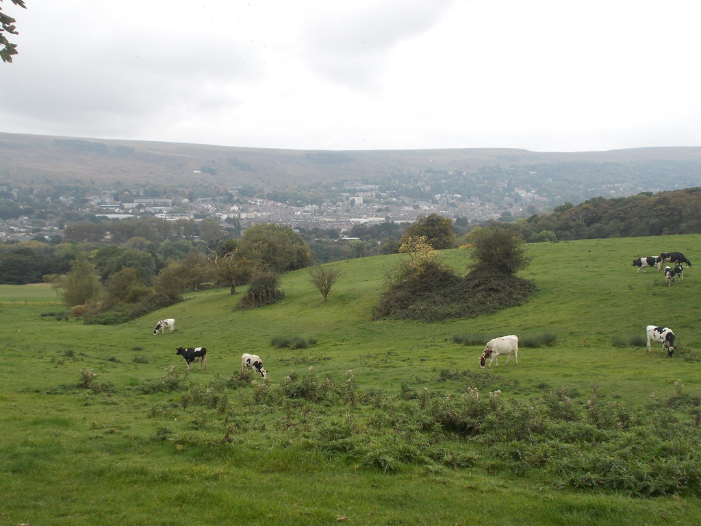 Ilkley - From Carter's Lane