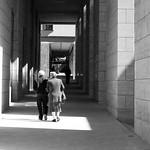 anziani in città