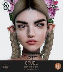 Go&See * Cruel * BoM Eyes @ Spookzilla Hunt! #New