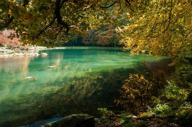 Lac de Bethmale (Ariège)