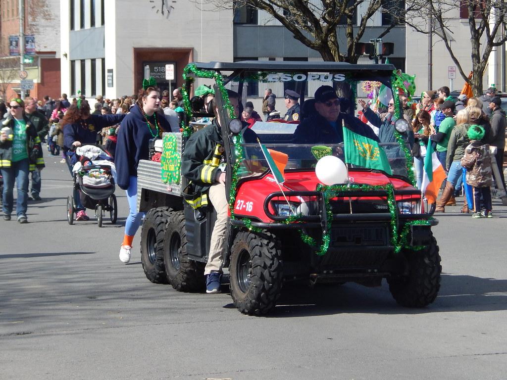 2018 City of Kingston St. Patrick's Day Parade