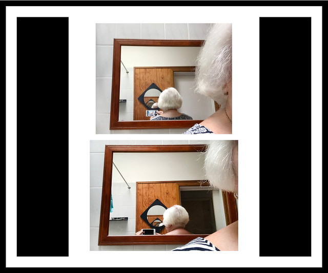 52 in 2021 Challenge - #10 - In a mirror