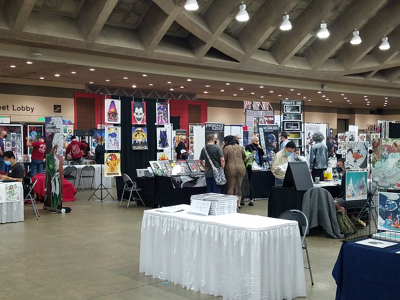 Artists Alley 20211022_153407