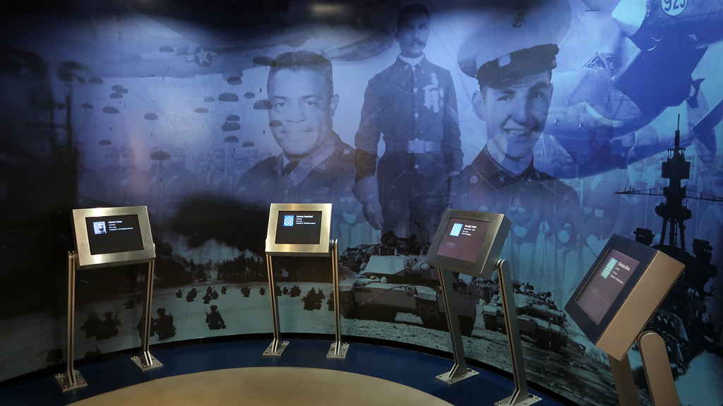 Medal of Honor Museum at Patriots Point