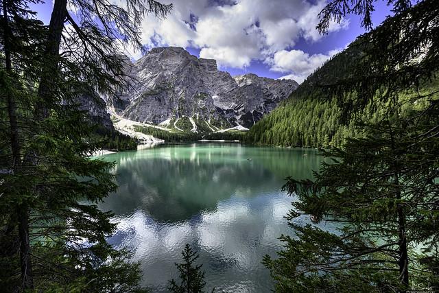 Pragser Wildsee - Alto Adige - Italia