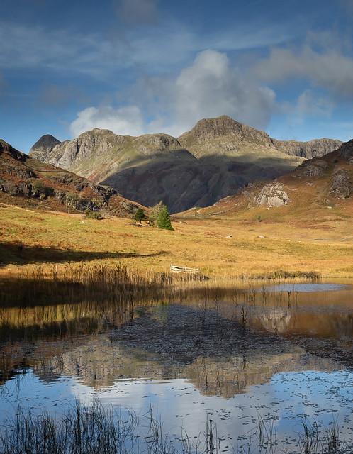 Blea Tarn Reflection