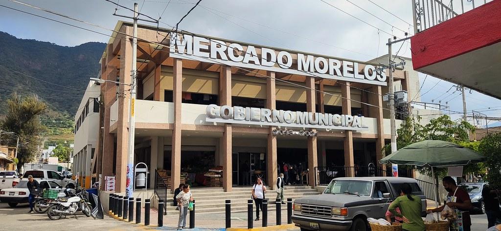 Jocotepec Mercado Cycling to Jocotepec and Chapala from Ajijic, Jalisco, Mexico