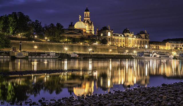 Dresden...riverwalk...