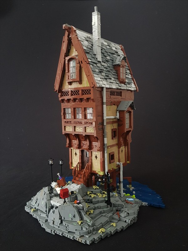 Mad Scientist House