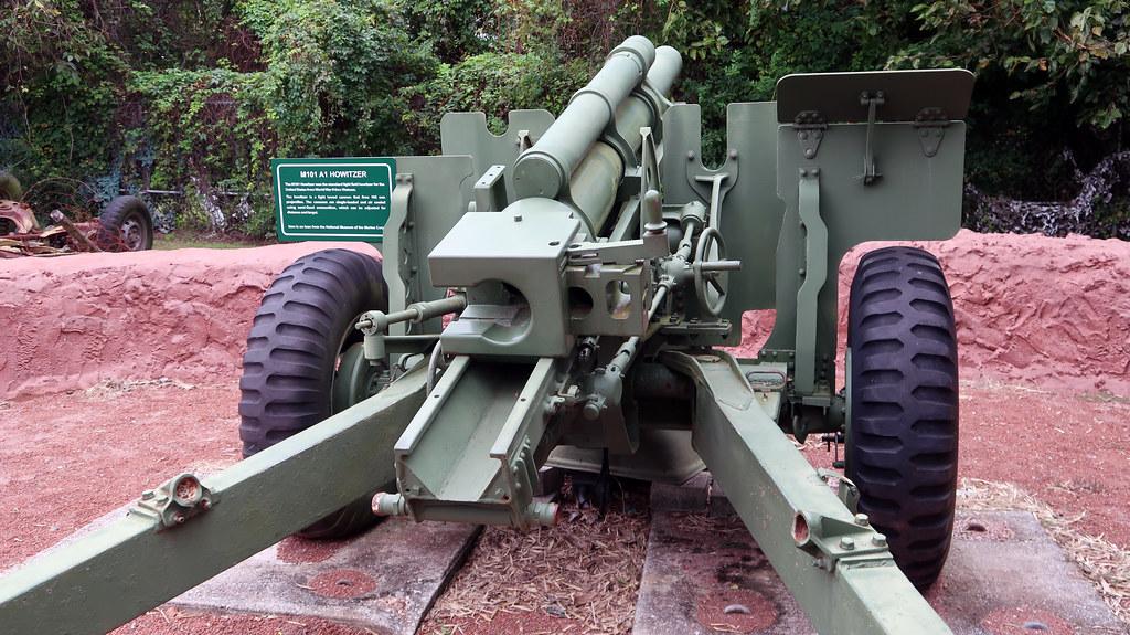 The Vietnam Experience Exhibit at Patriots Point