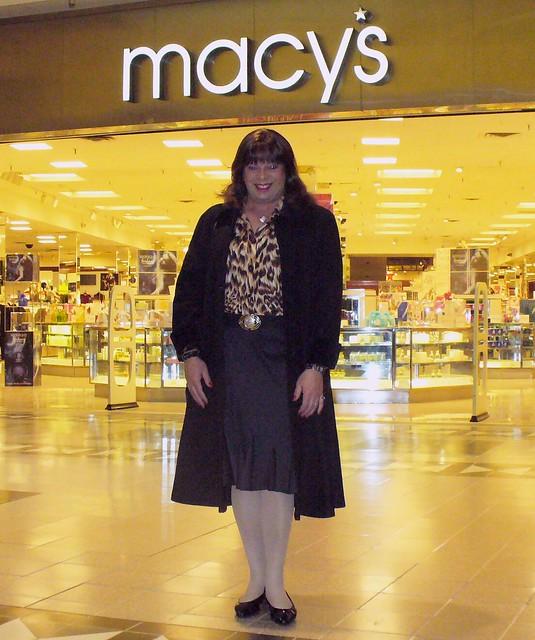 Hobble Skirt Shopping