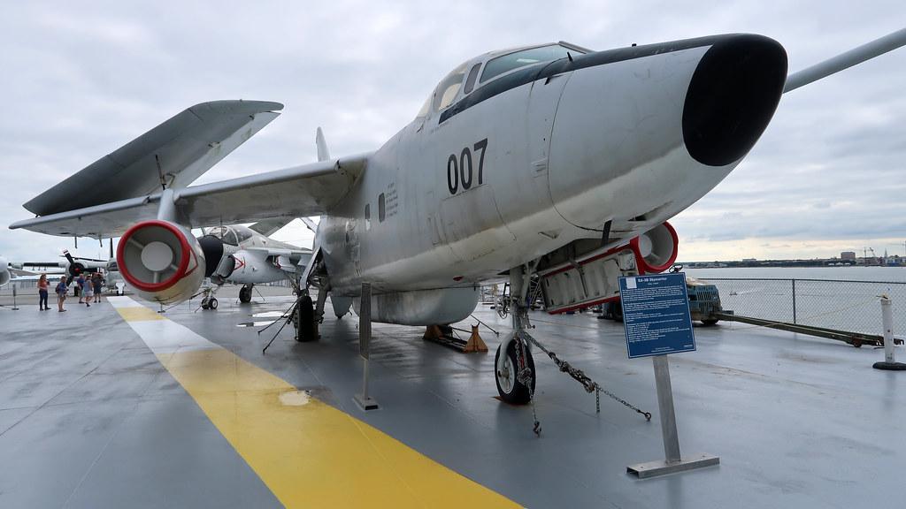USS Yorktown at Patriots Point