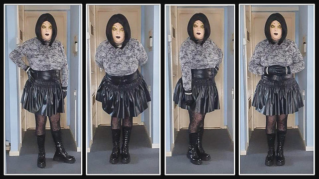Halloween Week...Outfit 1