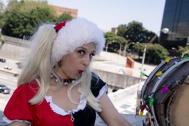 Holiday-Edition Harley