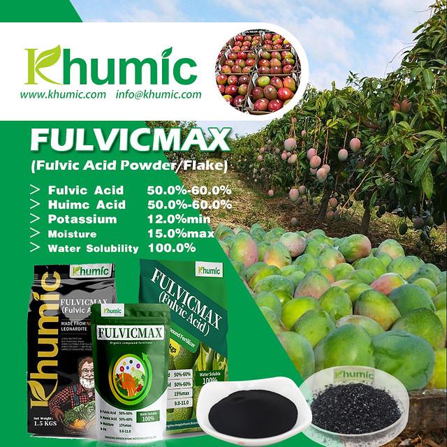 KHUMIC Biostimulant Fulvic Acid FulvicMax: