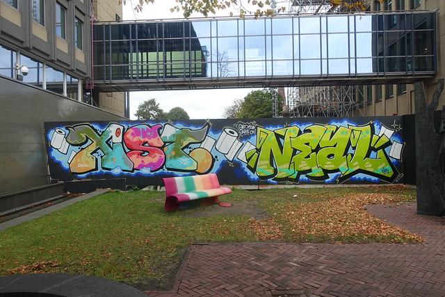 StreetART (5) The Hague Street ART