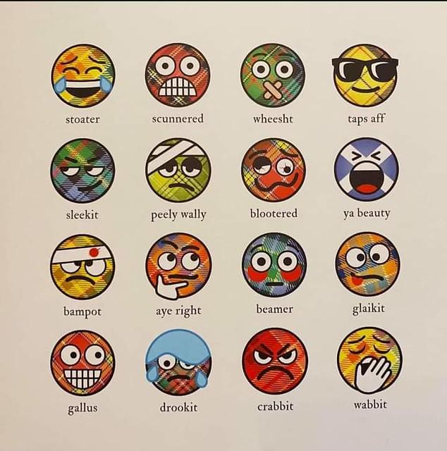 Scottish Emojis