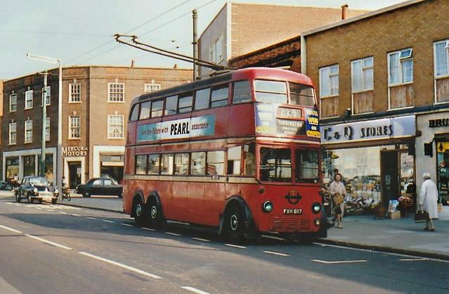 London Transport FXH607