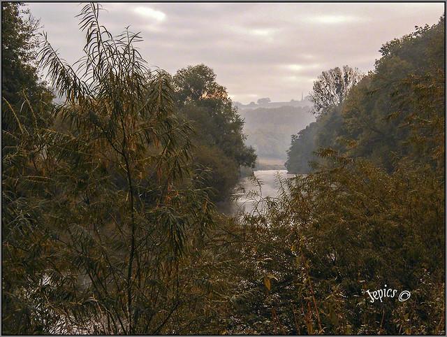 Autumn Paints The Landscape. .