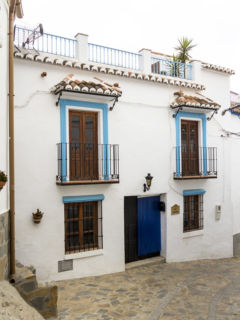 Spain - Malaga - Comares