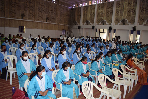 16thConvocation – 2021 : Report and Photo