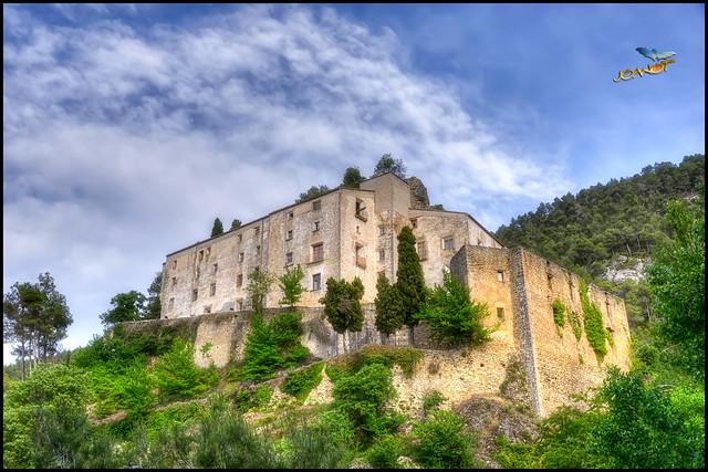 ✅ 12017 - Castell-Santuari d'Agres ////
