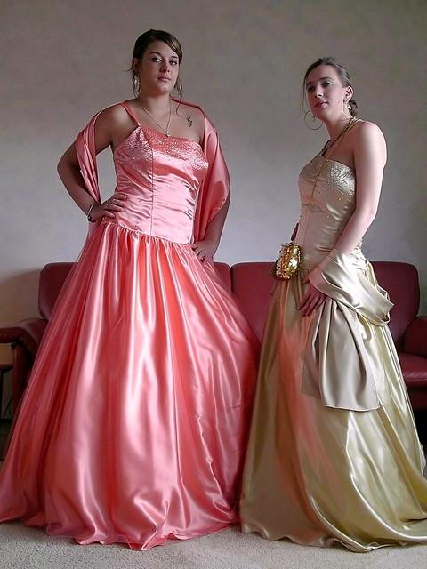 Same dresses, different looks