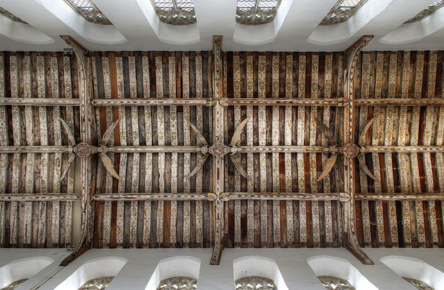 The Angel Roof