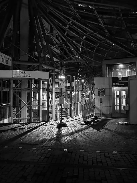 Dortmund-Mitte, Willy-Brandt-Platz, 2021