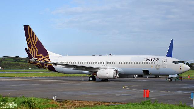 Vistara 🇮🇳 Boeing 737-800 N592CC